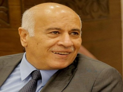 G.Jibril Rajoub is the icon of the Palestinian football